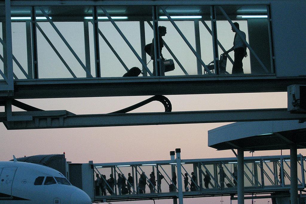 Flughafen Catania, Sizilien, 2013